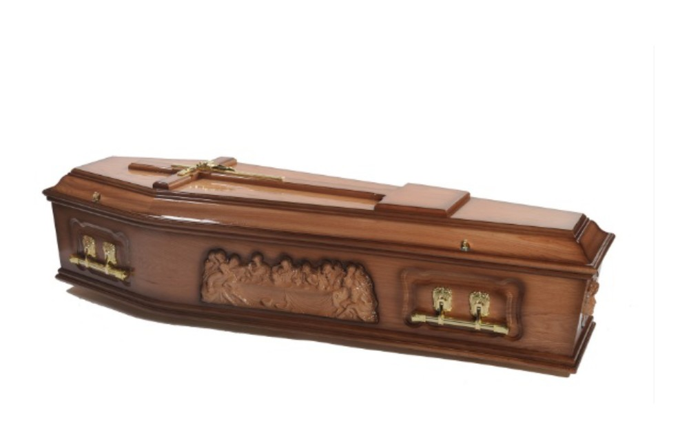 Superior Coffin